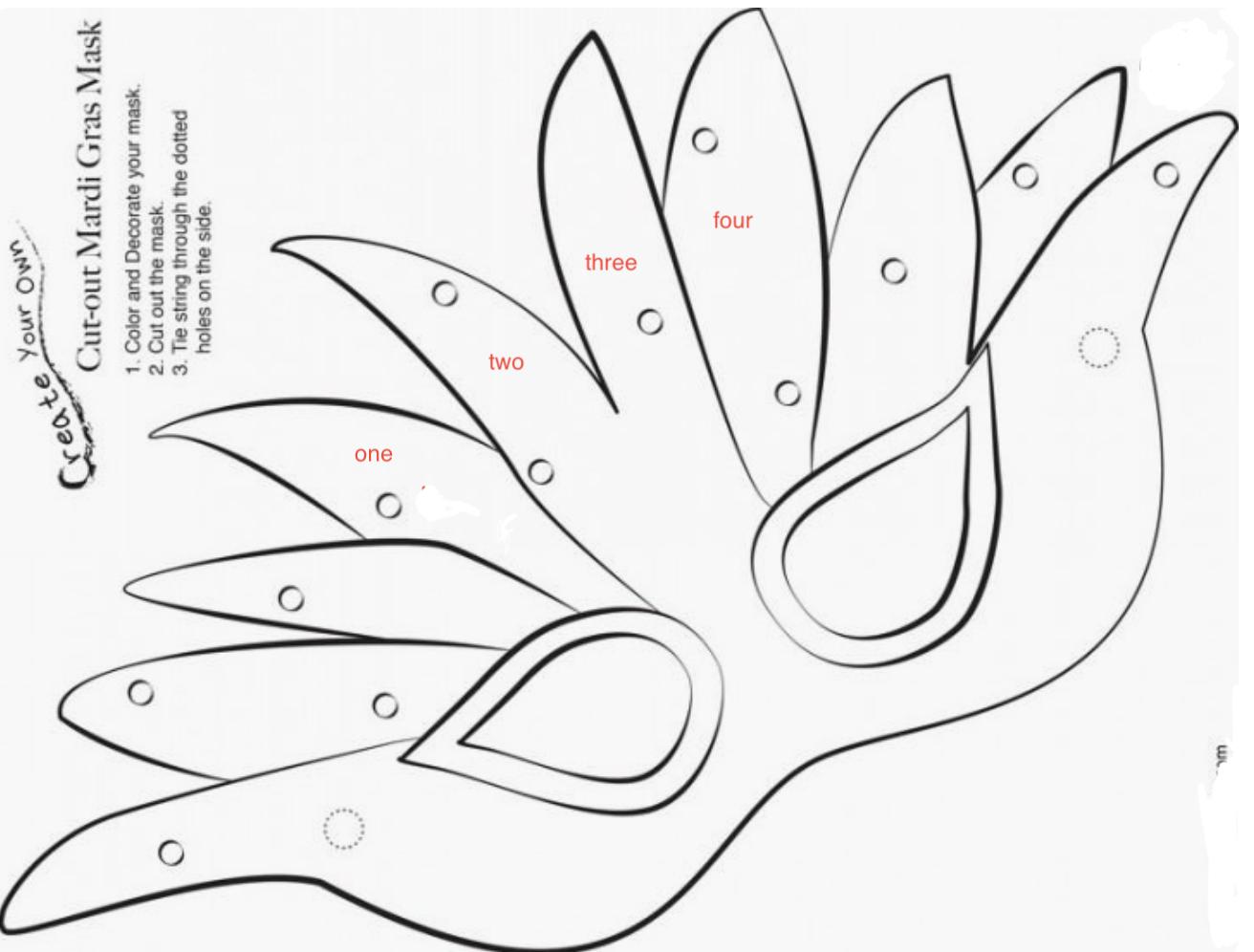 DIY Bird Costume / A Beautiful Handmade Gift Idea for ...